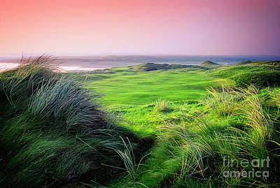 Photograph - Sunset - Lahinch by Scott Kemper