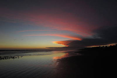 Photograph - Sunset Las Lajas by Daniel Reed