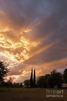 Photograph - Sunset by Leonardo Fanini