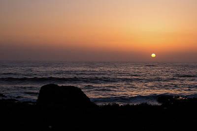 Photograph - Sunset by Lora Lee Chapman