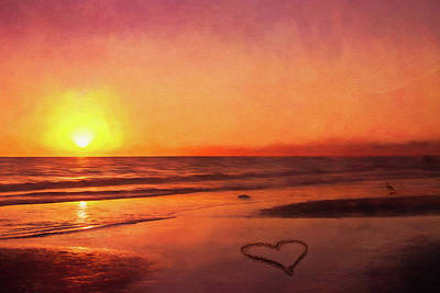 Photograph - Sunset Love by Joel Witmeyer