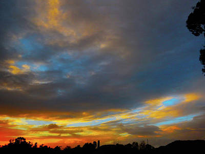 Photograph - Sunset Magic by Mark Blauhoefer