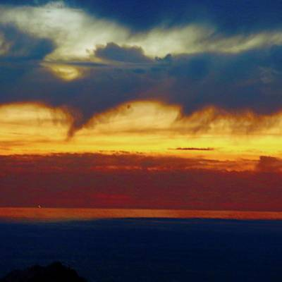 Photograph - Sunset by Man Chong