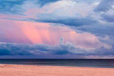 Sunset Photograph - Sunset Marco Island by Ralph Staples