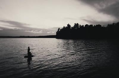 Photograph - Sunset Meditation by Heidi Hermes