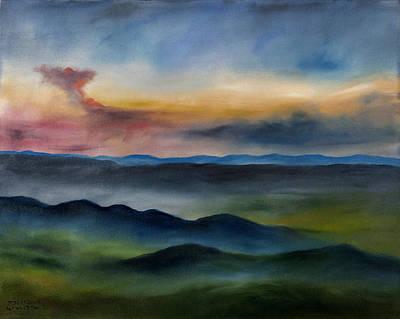 Sunset Monday September 7th From Blackrock Original