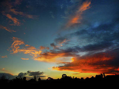 Photograph - Sunset Mystery by Mark Blauhoefer