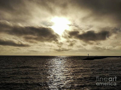 Photograph - Sunset No.109 by Fei A