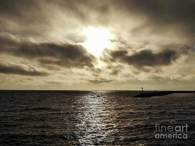 Photograph - Sunset No.109 by Fei Alexander