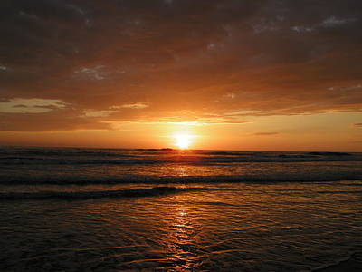 Photograph - Sunset No.5 by Gregory Young
