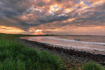 Kitchen Spices And Herbs - Sunset northumberland, by Chris Smith