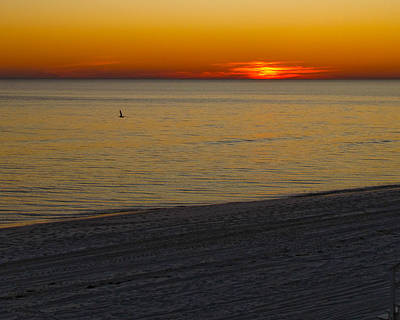 Panama City Beach Photograph - Sunset Number Thirty Seven by Sandwalker Photos