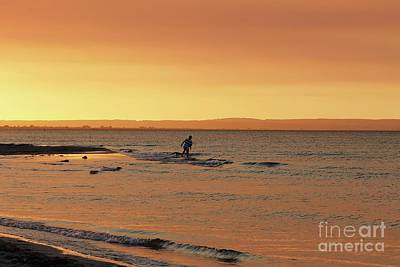 Busselton Photograph - Sunset On Geographe Bay 3 by Carolyn Parker
