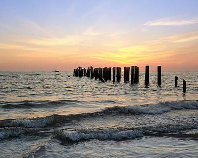 Photograph - Sunset Cruise by Heidi Hermes