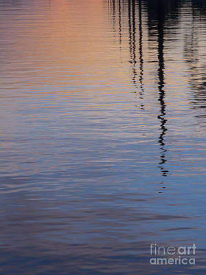 Photograph - Sunset On The Canal by Tamara Becker