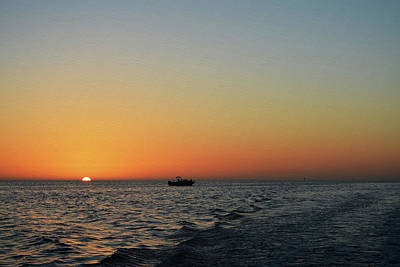 Photograph - Sunset On The Horizon by Aimee L Maher Photography and Art Visit ALMGallerydotcom