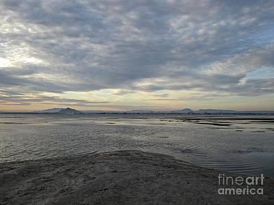 Photograph - Sunset At Manga Del Mar Menor by Chani Demuijlder