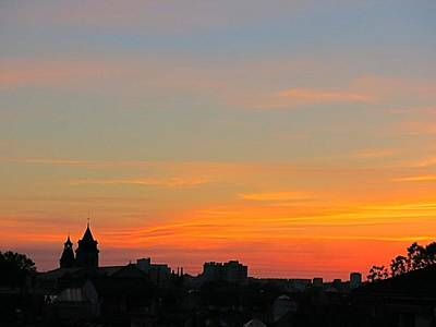 Photograph - Sunset Over Bordeaux by Betty Buller Whitehead