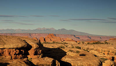 Photograph - Sunset Over Elephant Canyon by Kunal Mehra