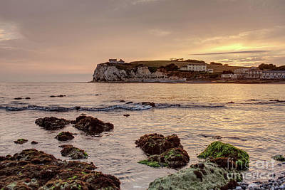 Photograph - Sunset Over Freshwater Bay 002 by Clayton Bastiani