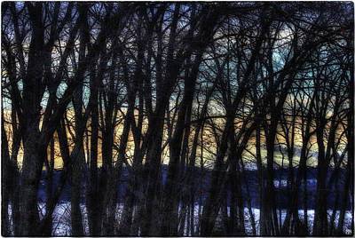 Photograph - Sunset Over North Pond by John Meader