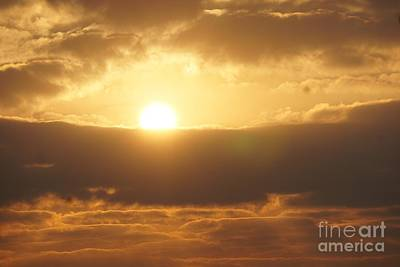 Photograph - Sunset Over Persian Gulf by Jimmy Clark