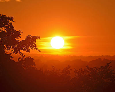 Photograph - Sunset Over Somerville, Ma by Toby McGuire