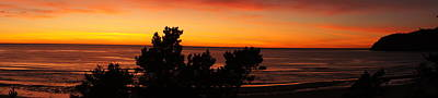 Photograph - Sunset Over The Cape by Angi Parks