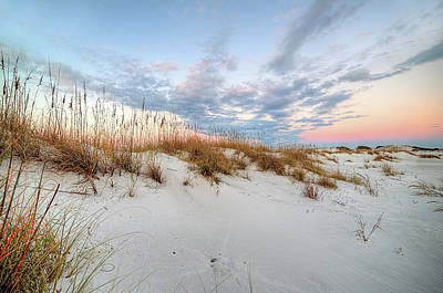 Photograph - Sunset Over The Dunes Of South Walton by JC Findley