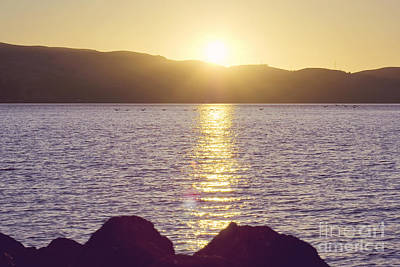 Photograph - Sunset Over The Straits by Cindy Garber Iverson