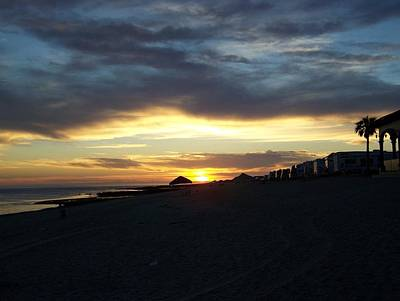 Photograph - Sunset by Pamela Walrath