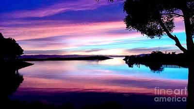 Photograph - Sunset Paradise by Kumiko Mayer