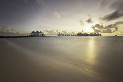Photograph - Sunset Paradise by Stuart Gennery