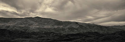 Photograph - Sunset Point Arizona Panorama Toned by David Gordon