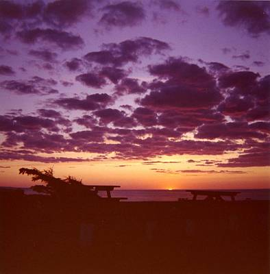 Sunset-prince Edward Island Art Print by Addie Hocynec