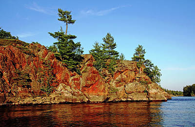 Photograph - Sunset Rock by Debbie Oppermann