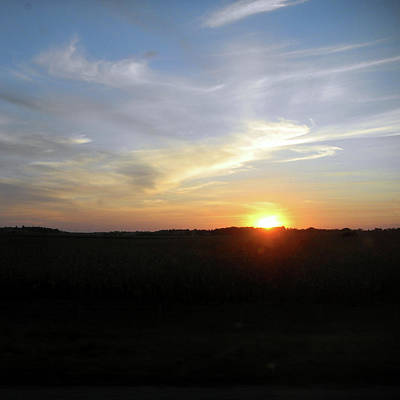 Photograph - Sunset by Rosanne Licciardi