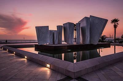 Photograph - Sunset Sails by Matteo Viviani