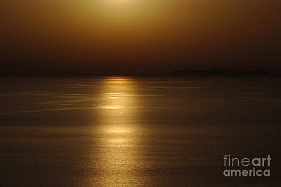 Photograph - Sunset Sea by Jeremy Hayden
