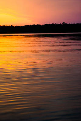 Photograph - Sunset Serenity by Parker Cunningham