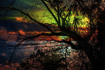 Photograph - Sunset Series 9518 by Carlos Diaz