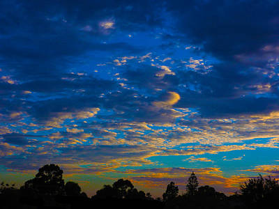 Photograph - Sunset Shimmer by Mark Blauhoefer