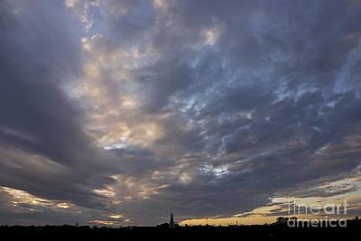 Photograph - Sunset Sky by Inge Riis McDonald