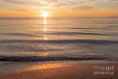 Photograph - Sunset Solitude  by Ray Warren