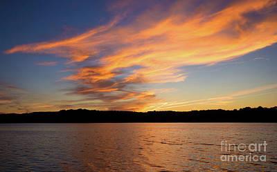 Photograph - Sunset Spirit by Barbara McMahon