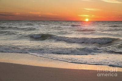 Photograph - Sunset Stroll by Karin Pinkham