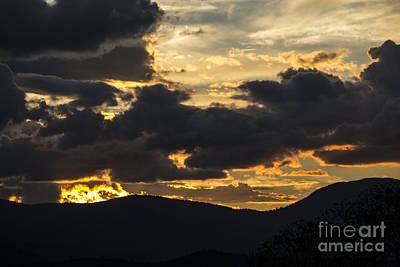 Photograph - Sunset Study 2 by Angela DeFrias