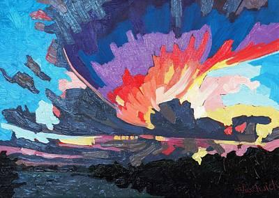 Sunset Supercell Original