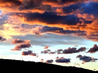 Sunset Supreme Art Print