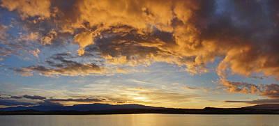 Photograph - Sunset Symphony by Leda Robertson
